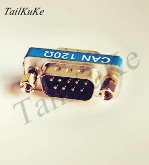 CAN Bus Termination Resistor - DB9 Revolution Mother - Built-in 120 Ohm - ValueCAN-Vector-ETAS Compatible
