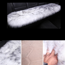 Car Seat Covers Universal Cushion Soft Plush Seat Cover Protector Warm Car Accessories Auto Interior Accessories   Autumn Winter car covers cushion para funda automovil protector asientos coche car styling automobiles cubre auto accessories car seat covers