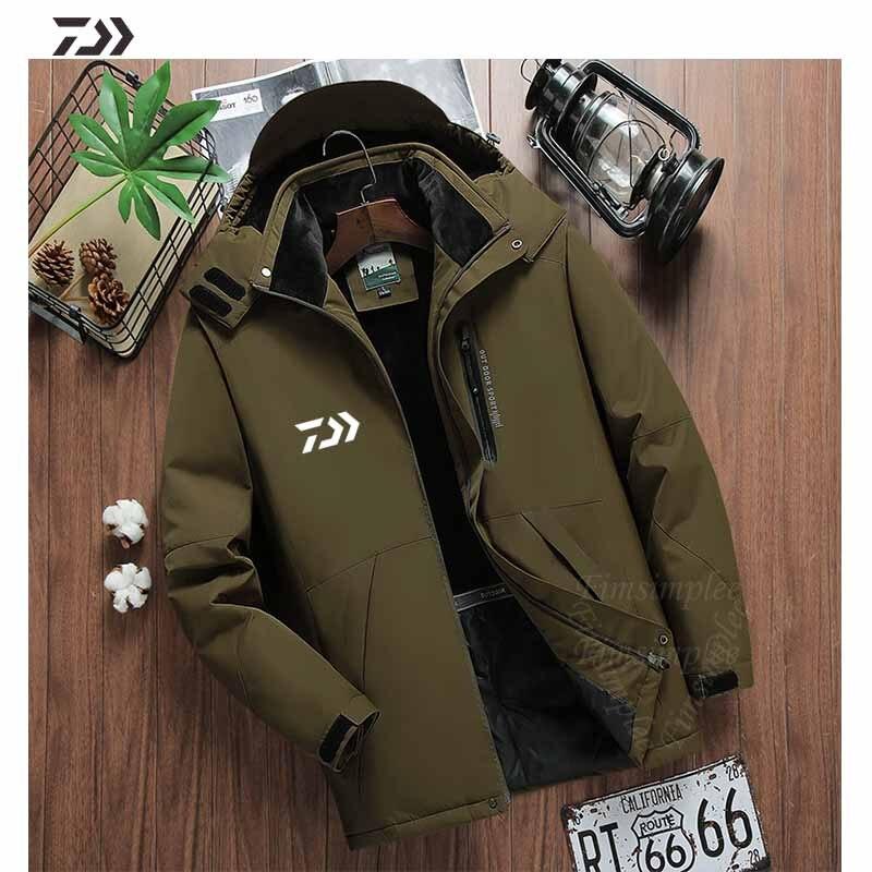 ar livre roupas de pesca jaqueta de