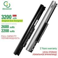 Golooloo Laptop Battery For HP TouchSmart LA04 LA04DF 14 15 248 G1 350 G1 HSTNN-YB5M HSTNN-UB5N HSTNN-Y5BV/DB5M 728460-001