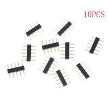 10 шт/лот 5 pin иглы Мужской Двойной diy небольшая часть для