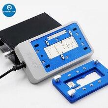 Mijing CH5 Intelligente Schicht Schweißen Plattform Entlötwerkzeug für A11 A12 CPU Chip für iPhone X/XS/XSMAX basisband Kleber Entfernung