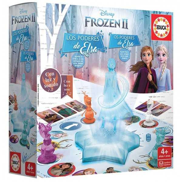 Frozen table set 2 Elsa Magical Powers