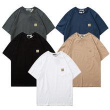 2021 novo carhart-camisa masculina, pesco redondo são paulo, são paulo, são paulo