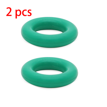 2Pcs Coolant Water Temperature Sensor rings For BMW 128i 328i 750i X5 X6 Z8 Radiator Coolant Expansion Tank Gasket O-ring seal image
