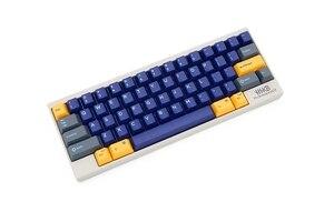 Image 2 - Domikey hhkb abs doubleshot keycap set Atlantis blue hhkb profile for topre stem mechanical keyboard HHKB Professional pro 2 bt