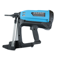 GSN50 Electric Nail Gun Doors And Windows Concrete Nailer Cordless Framing Staple Gun l Light Weight Portable With Plastic Case