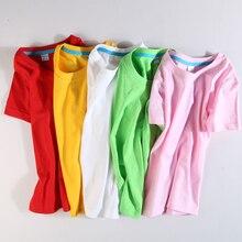 ELI22 Summer mens casual T Shirt streetwear brand clothing man's loose T-Shirts male tops play tees take a walk Round