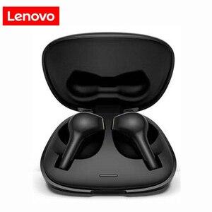 Новые оригинальные наушники Lenovo HT06 TWS, Bluetooth 5,0, наушники Bertone Chip, двойной микрофон, шумоподавление, беспроводная Heaset IPX водонепроницаемая