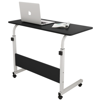 Lazy Simple Bed Table Desktop Home Table Simple Bedside Writing Desk Lift Folding Table Movable Small Table