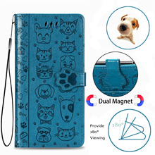 Flip Leather Case for Xiaomi Mi A3 Mi9 9 SE 9 Lite 10 Pro Wa