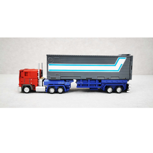 Image 5 - MS Toys Action Figure Toys MSB18X MS B18X Small Proportio Metal Color OP Commander Truck GiantCountry Deformation Transformation