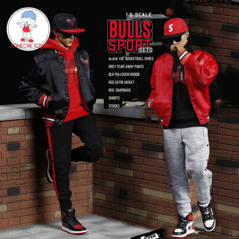 SUPERMC TOYS 1//6 F-079A Muscular Figure Baseball Sport Clothing Set Fit 12/'/' Fig