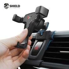 Подходит для Audi A3 A4 A5 A6 Q3 Q5 Custom fit Автомобильный держатель для телефона держатель вентиляционного отверстия автомобильные аксессуары