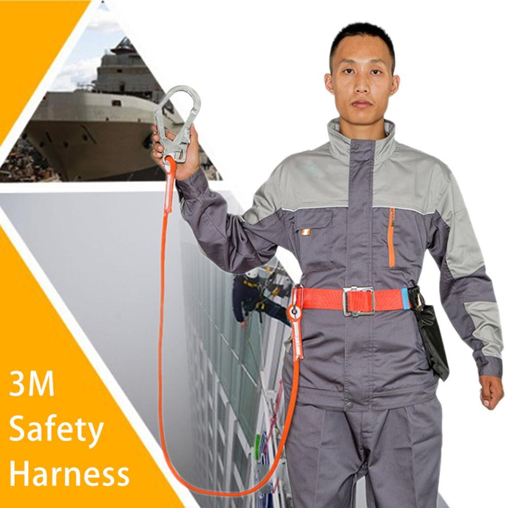 Safety Fall Protection Full Body Safety Harness Industrial Construction Electrician Safety Harness Roofing Tool