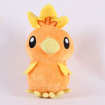 Peluche Pokémon Torchic Poussifeu