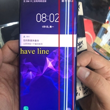 For Samsung S8 LCD Display Touch S8 Plus LCD S9 Display For Samsung S9 Plus LCD band line display