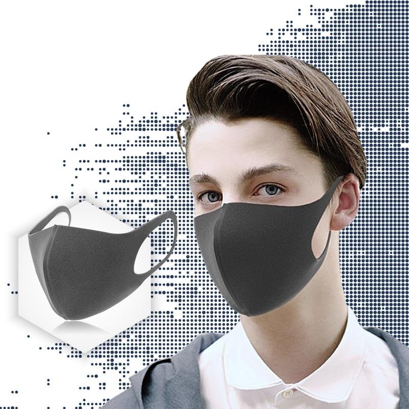 Cotton Mouth Mask Anti Haze Dust Washable Reusable Women Men Child Dustproof Mouth-muffle Winter Warm Mask Face Mouth Masksk