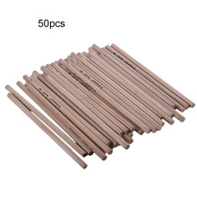50pcs/set HB 2BTenwin Wooden Pencils Office School Supplies Drawing Stationery Strong Color Adhesion Drawing Tool(China)