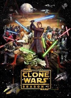 星球大戰:克隆人戰爭 第五季