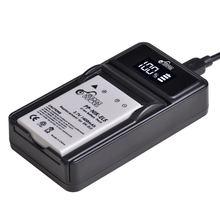 EN-EL5 EL5 ENEL5 Batterij + Lcd Usb Lader Voor Nikon Coolpix P530 P520 P510 P100 P500 P5000 P5100 P6000 3700 4200 Camera