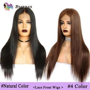 Brazilian Straight Lace Front