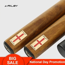 RILEY RES901 Snooker Cue Single Cue Snooker Cue 9.5mm Deer Tip Professional Ashwood Shaft One Piece Cue Billar with Extension