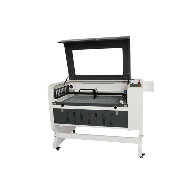 Laser Engraving Machine 6090 100W W2 Reci To Russia Customs Tax Included