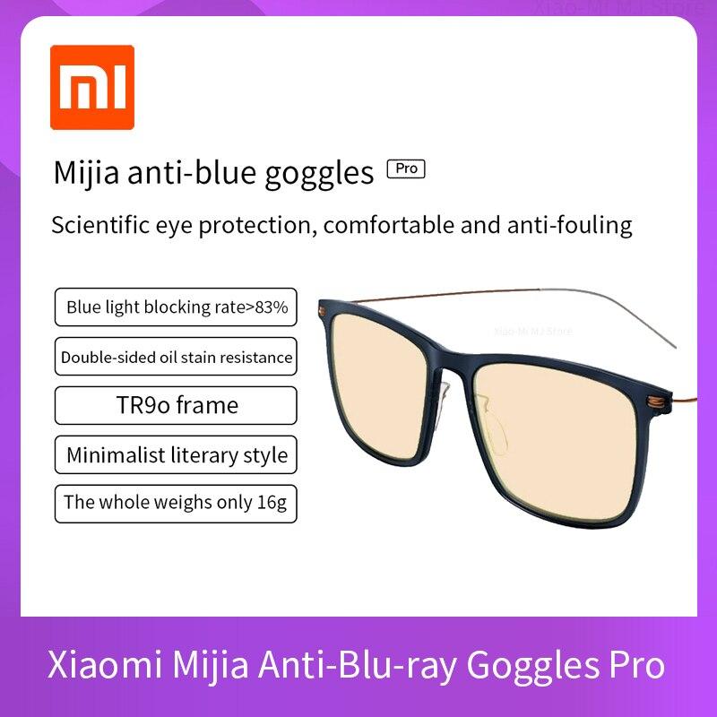 Очки компьютерные Xiaomi Mijia Mi Pro с защитой от синего излучения и УФ-излучения