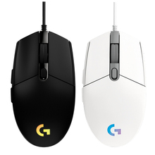 Logitech G102 Original IC PRODIGY/LIGHTSYNC Gaming Mouse Optical 8000DPI 16.8M Color LED Customizing 6 Buttons Wired