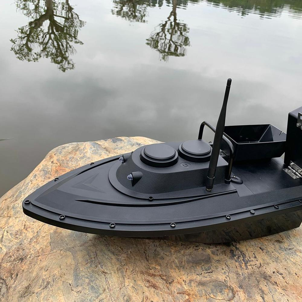 500M Remote Control Fishing Finder Bait Boat Toys Upgraded Version Bait Nesting RC Ship Fishing Ship Boats Tool EU/US Plug