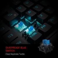 One Handed Mechanical Gaming Keyboard