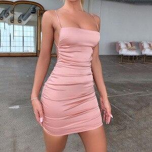 party dress mini  sexy dresses party night club dress fashion backless cross bandage bodycon party women summer club dress 2020