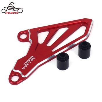 Motorcycle Front Sprocket Cover For HONDA CR250R 02-07 CRF250R 04-09 CRF250X 04-17 CRF450R 2008 CRF 250R 250X 450R image
