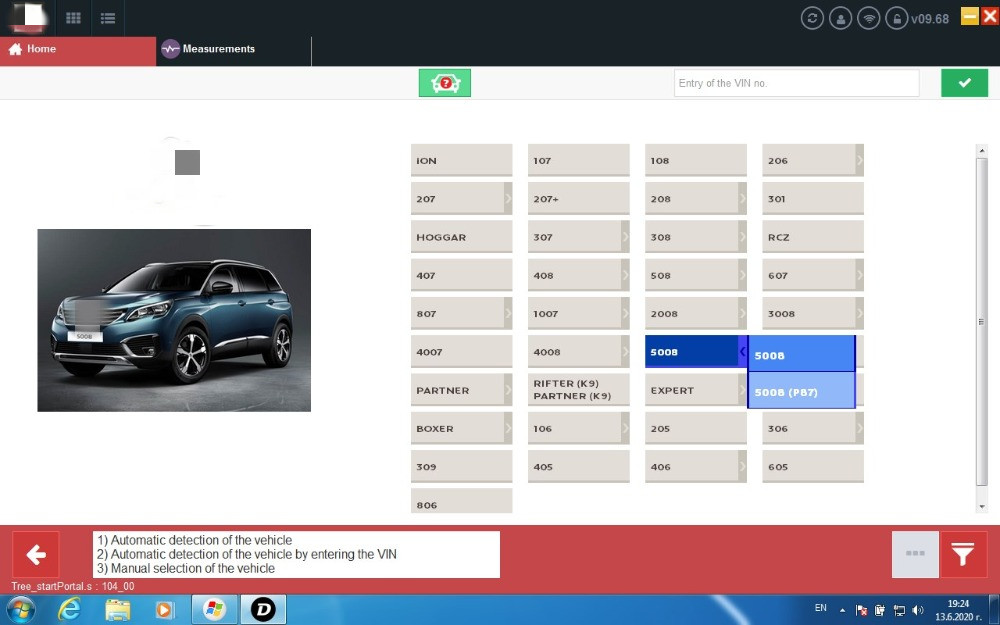 Diagbox V 9.91 V9.68 V8.55 V7.83 Full Update For Lexia3 PP2000 Lexia-3