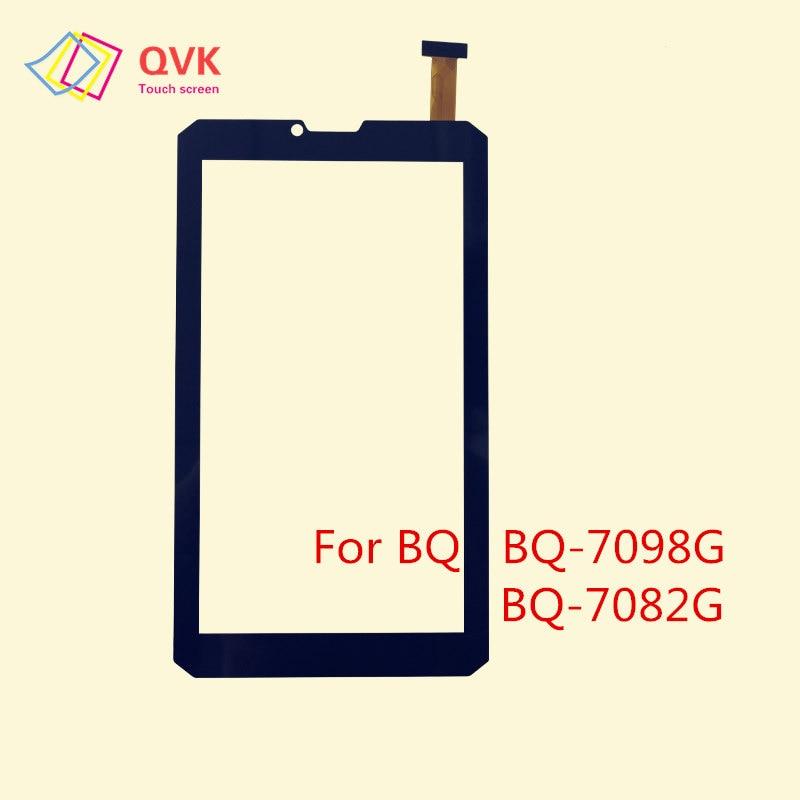 Black 7 Inch Touch Screen For BQ 7098G 7084G 7083G 7082G 7022G 7010G  Capacitive Touch Screen Panel BQ-7082G ARMOR