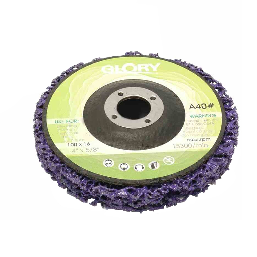 Grinder Wheel Paint Coating Rust Removal Strip Disc Remover Angle Grinder Accessories 100*16mm New