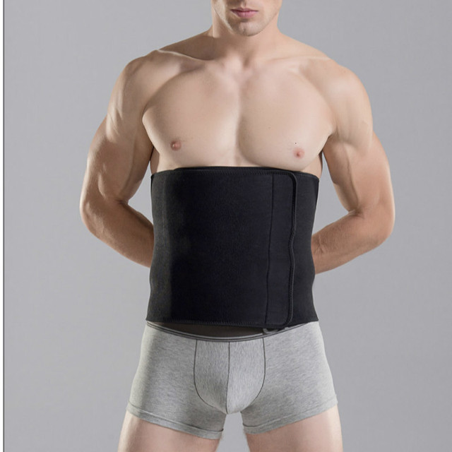 Fitness Sports Waist Support Belt Bodybuilding Sweat Belt Shaper Abdomen Back Lumbar Brace Waist Trainer Corset Slimming Trimmer 3