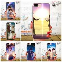 Pattern Phone Case Animated Couple For Huawei P7 P8 P9 P10 P20 P30 Lite Mini Plus Pro Y9 Prime P Smart Z 2018 2019(China)