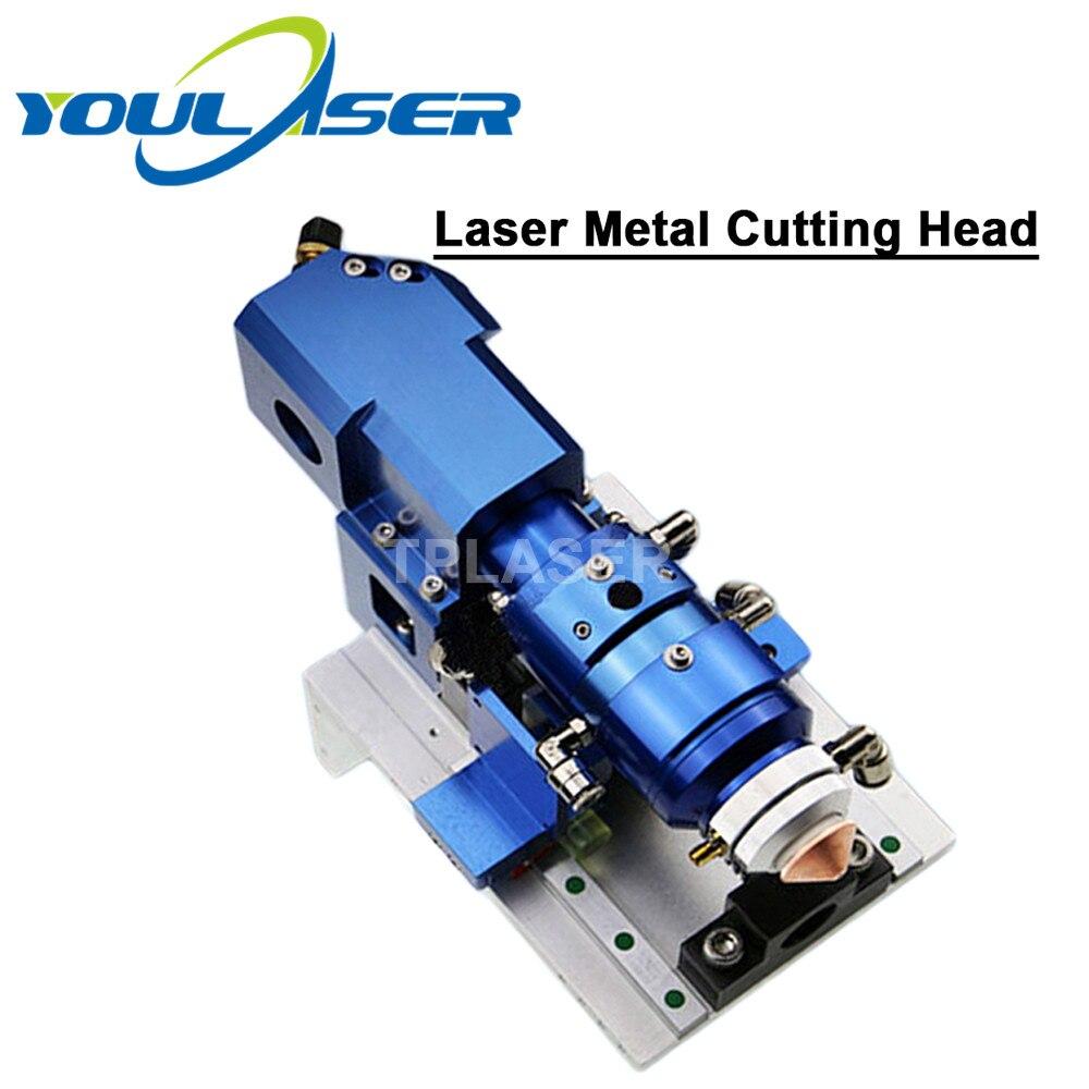 500W Auto Focus Metal Laser Cutting Head For CO2 Laser Cutting Machine