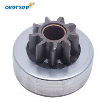 663 81832 Starter Motor Pinion For Yamaha Outboard Motor 2T 75HP 8HP 663 81832 11 for Parsun T85 05000200 Motor use
