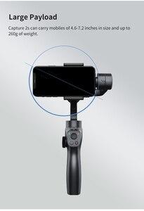 Image 4 - Funsnap Capture2S 3軸スマートフォンハンドヘルドジンフォーカスプルズームスマートフォンサムスンiphone移動プロxiaomi