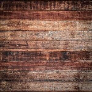 Image 4 - Fondos fotográficos de suelo de madera marrón oscuro para recién nacido, cabina de fotos, para estudio de fotografía, fotofono de vinilo