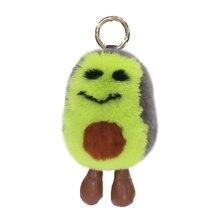 Auto keychain Pelz pom pom keychain Rex Kaninchen Pelz Niedlichen Kaninchen Puppe Schlüssel Kette Anhänger Handtasche Tasche Zubehör kaninchen schlüsselbund pelz