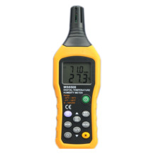 6508 High-Accuracy Temperature Humidity Tester Dew Point Wet Bulb Hygro-thermometer protmex digital temperature humidity meter ambient wet bulb dew point temperature moisture tester thermo hygrometer