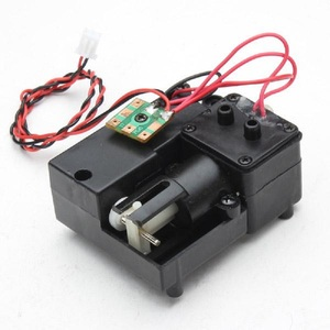 Heng Long Smoke Maker Machine Universal for Heng Long 1/16 RC Tank Toy including the Updated Version Chinese 99 RC Parts(China)