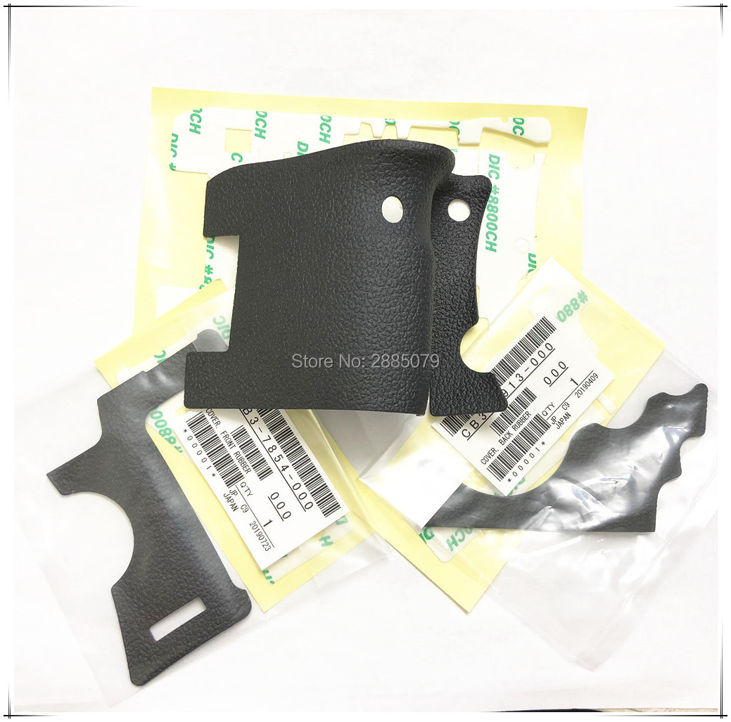 New Original 5D MARK III Body Rubber  Front Back Cover Rubber For Canon 5D3 Rubber Shell Camera Repair Part Free Shipping