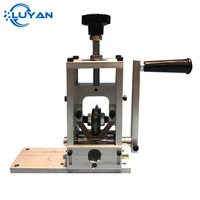 Aluminium Alloy Manual Wire Cable Crimping Machine And Hand Peeling Machine