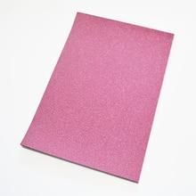 Myfoils A4 sheet DIY material  bling glitter card paper Scrapbooking Craft Decoration