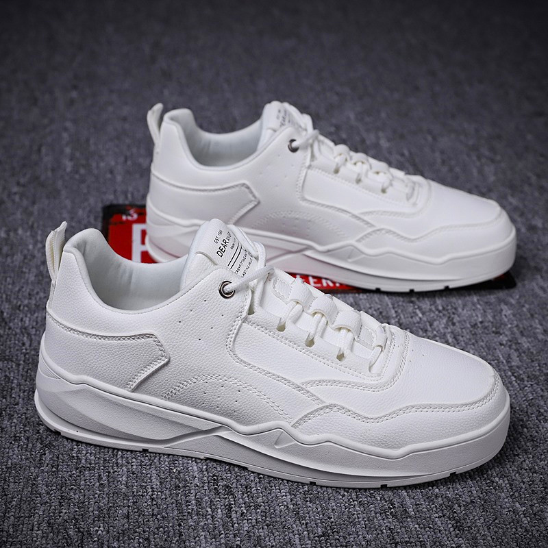 Designer Designer Sneakers Lightweight Breathable Microfiber Rubber Outsole Fashion Casual Sneakers Spring Fashion Men's Shoes